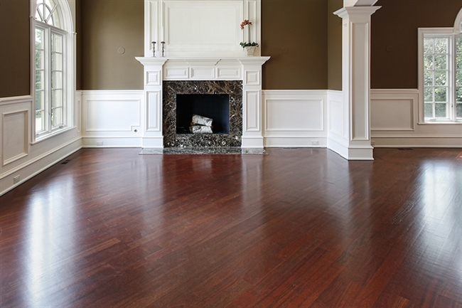 grass valley ca cherry wood floor installation - Cherry Wood Floor Installations J & J Wood Floors Grass Valley, CA