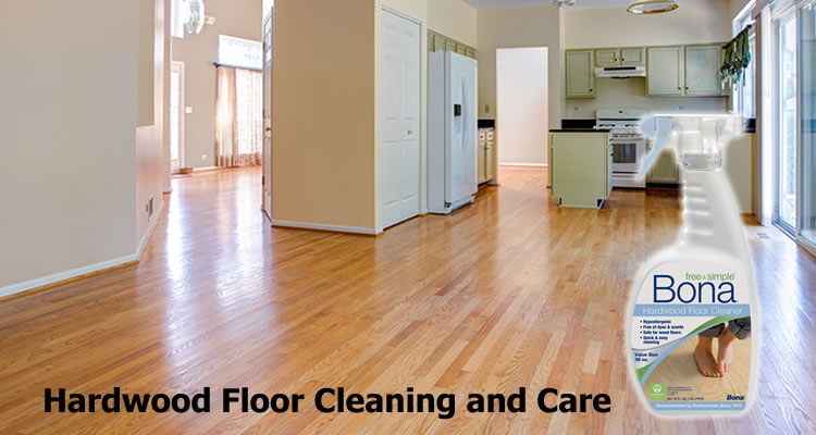 Bona Hardwood Cleaning and Care Products