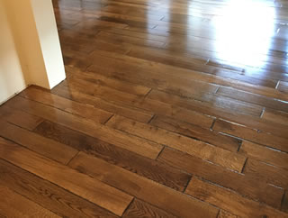 Hardwood Floor Refinishing Services