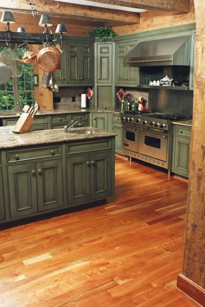 Choosing Your Hardwood Floor.