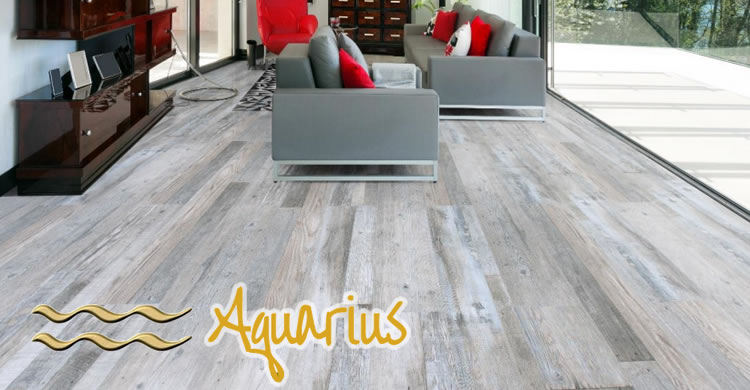 Aquarius WPC Laminate Flooring