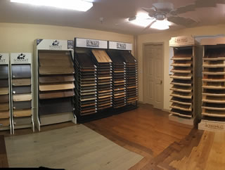 Hardwood Flooring Showroom and Store