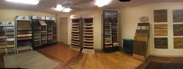 J & J Wood Floors Showroom